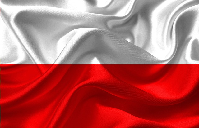 vlajka Polska
