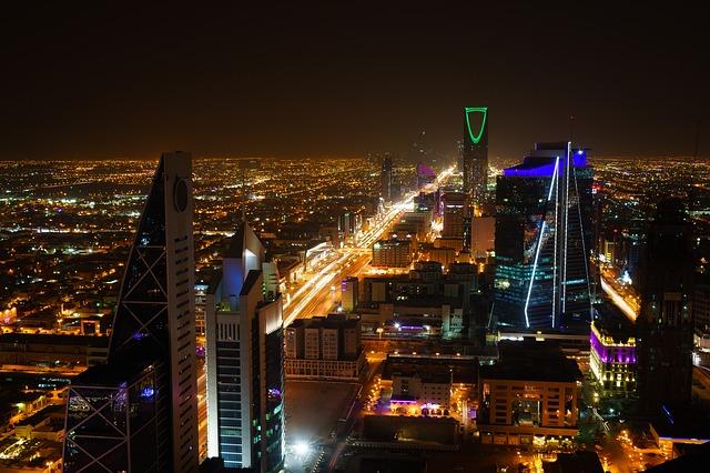 rijád saúdská arábie