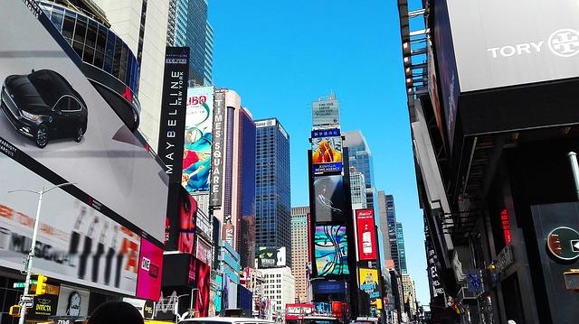 ulice NY