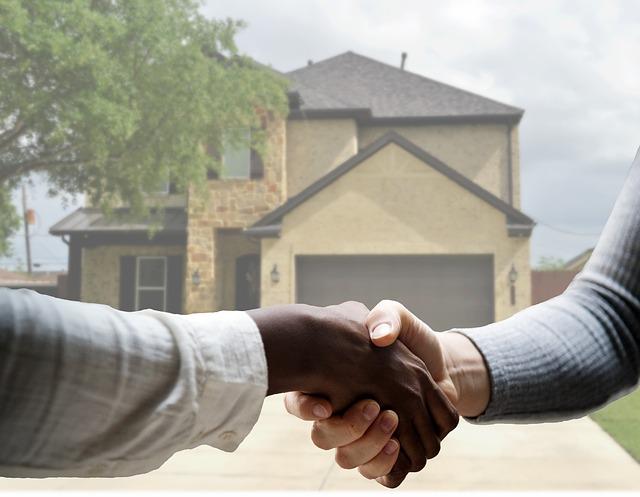 úspěšný prodej domu